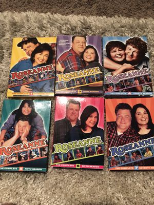 Roseanne DVD's for Sale in University Place, WA