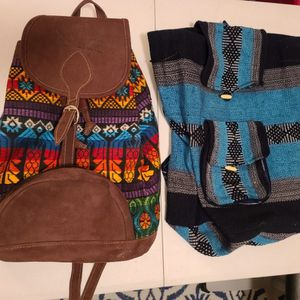 2 Travel Backpack bags for Sale in Gresham, OR
