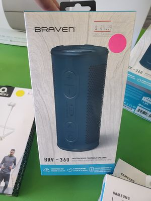 Braven water proof speaker for Sale in San Angelo, TX
