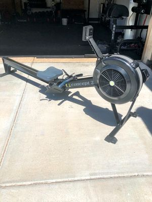 Concept 2 Erg Model D rower with PM3 - Crossfit Rowing machine for Sale in Peoria, AZ