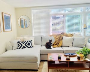 Living spaces Delano sofa/couch for Sale in San Mateo, CA