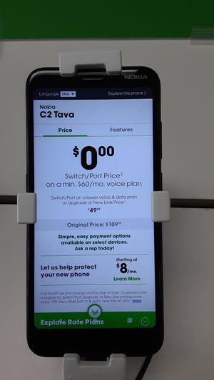 Nokia C2 Tava for Sale in San Angelo, TX