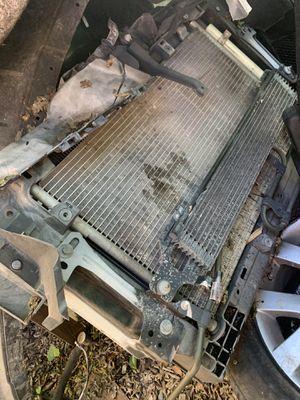 2008 Mazda cx7 radiator condenser fan parts for Sale in Dallas, TX