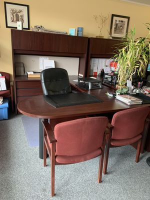 Office furniture for Sale in SeaTac, WA