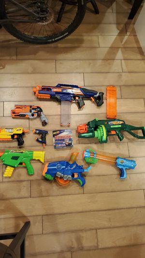 Nerf/Dart Gun Collection for Sale in Denver, CO