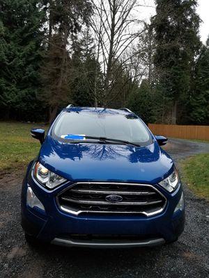 2018 Ford EcoSport Titanium 2L for Sale in Woodinville, WA