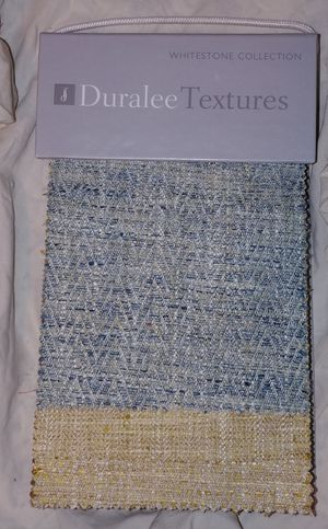 Fabric Sample Book: Duralee Textures. Whitestone Collections. Book #2977 for Sale in Seattle, WA