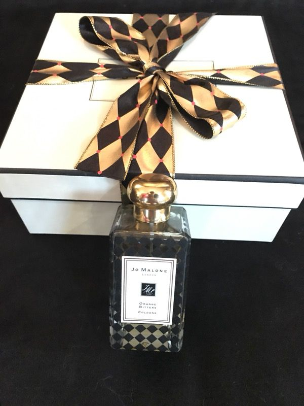 Jo Malone Orange bitters limited collection