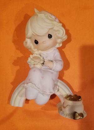 """Precious Moments """"Dreams really do come True"""" Figurine for Sale in New Brunswick, NJ"""