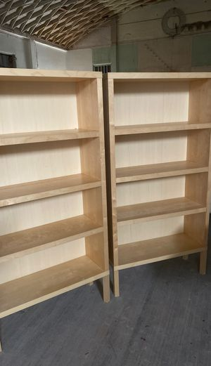 2 Tall Bookshelves for Sale in San Diego, CA