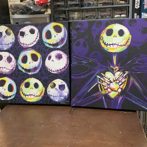 The Nightmare Before Christmas Frames Collectibles for Sale in National City, CA