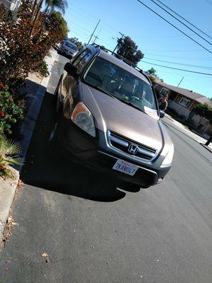 Honda CRV 2003 for Sale in San Diego, CA