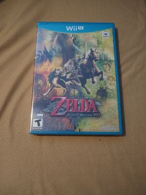 Nintendo Wii U Games for Sale! for Sale in La Jolla, CA