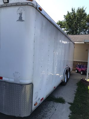 enclosed trailer 20'x8' for Sale in Columbus, OH