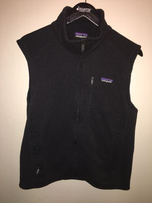 Patagonia Mens Better Sweater Vest Size Medium for Sale in Alameda, CA