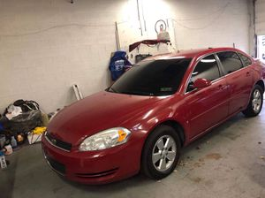 2008 Chevy Impala LT for Sale in Trenton, NJ