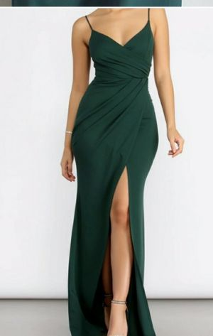 Green prom dress for Sale in Chino, CA
