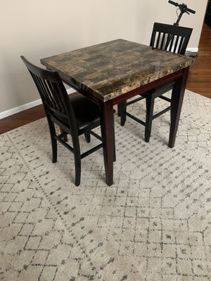 Bar height dining table for Sale in Cincinnati, OH