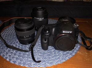 SONY A58 CAMERA for Sale in Washington, DC