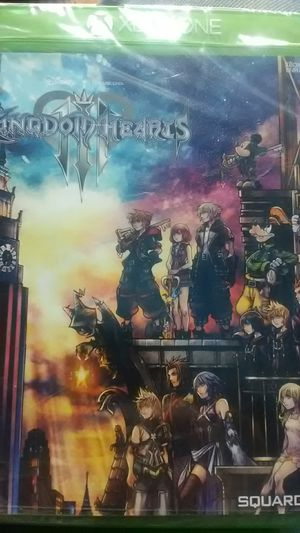Kingdom of hearts 3 for xbox for Sale in Seattle, WA