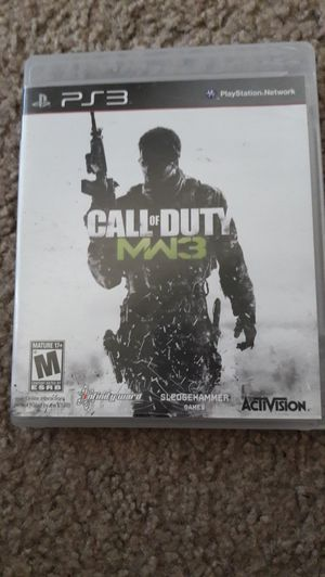 Great condition ps3 game $10 pick up only for Sale in Anaheim, CA