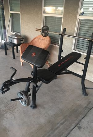 Weight set for Sale in Reedley, CA