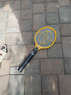 Electric bug swatter for Sale in Sun City, AZ