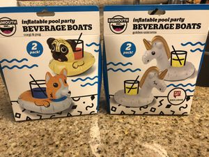 Pool beverage floats for Sale in Miami, FL