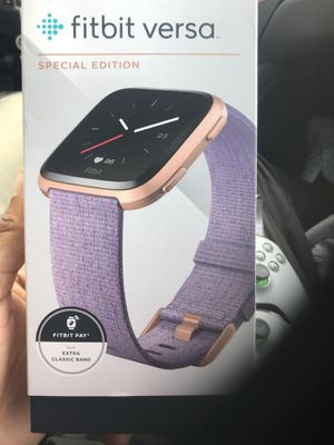 Fitbit Versa brand new for Sale in Odenton, MD