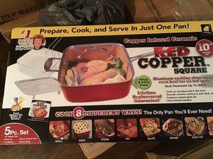 Copper square pan for Sale in Tampa, FL