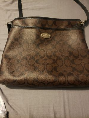 Authentic Coach Purse for Sale in Houston, TX