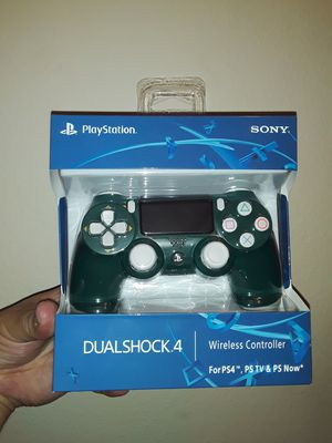 Alpine Green Dualshock4 Controller for ps4 for Sale in Largo, FL