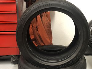 BF Goodrich G Force Comp 2 Tires for Sale in San Diego, CA