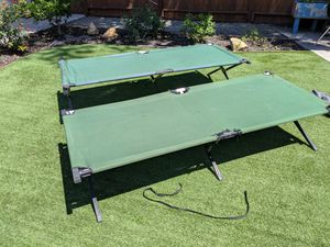 Camping cots for Sale in Sacramento, CA