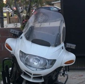 bmw motorcycle windshield 1999 - 2008 for Sale in Brea, CA