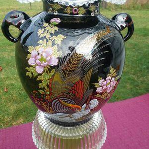 Oriental Theme Birdbath/Garden Decor for Sale in Elma, WA