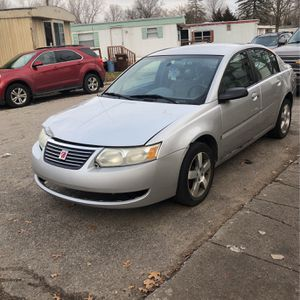 Saturn Ion 2006 Grey 4 Door 5 Spped for Sale in Midland, MI