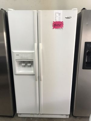 Whirlpool refrigerator for Sale in Garland, TX