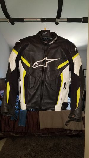 Alpinestar GP-R perforated leather jacket for Sale in Rolling Hills Estates, CA