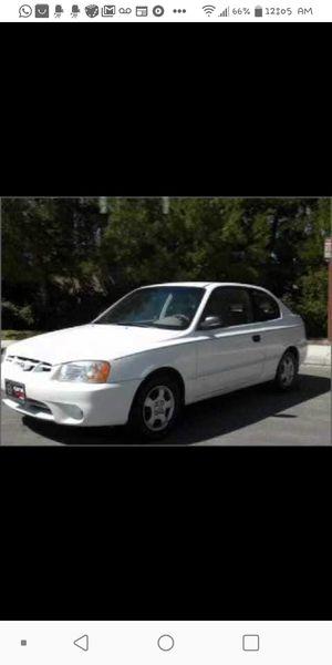 2000 Hyundai Accent L Hatchback 2D for Sale in Auburn, WA