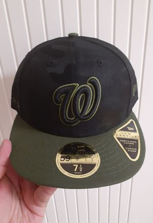 Washington Nationals Memorial Day Edition New Era 5950 Cap for Sale in Chula Vista, CA