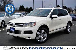 2012 Volkswagen Touareg for Sale in Manassas, VA