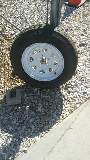 Towmaster wheel for Sale in Victorville, CA