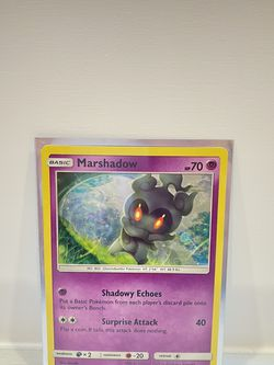 Marshadow SM93 Promo Black Star Rare for Sale in Hollywood,  FL