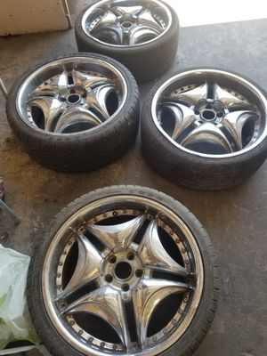 Rims all $80 for Sale in Tracy, CA