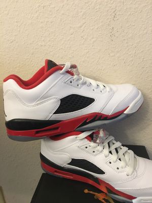 Air Jordan 5 Retro Size 7y New in Original Box $100 -100 Authentic- for Sale in Kissimmee, FL