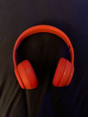 product red beats solo 3 wireless for Sale in Irvine, CA