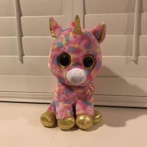 BRAND NEW!! Big TY Beanie Baby Unicorn for Sale in Carlsbad, CA