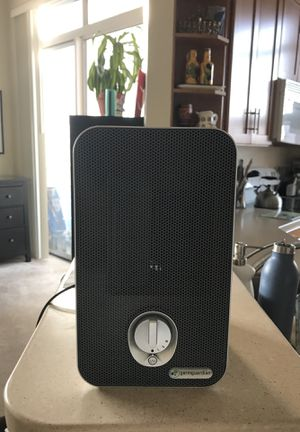 Germguardian tabletop air purifier with HEPA filter for Sale in Arlington, VA