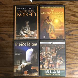 Education DVDs about Islam for Sale in Peoria, AZ